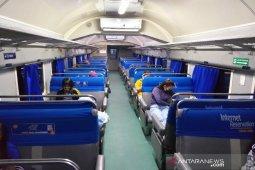 Jumlah penumpang kereta api di Sumut anjlok karena COVID -19