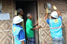 Kesejukan melalui suntikan listrik gratis di tengah pandemi