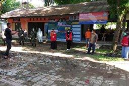 Pemkab Aceh Jaya buka posko pemeriksaan kesehatan di perbatasan