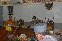 DKPP Kabupaten Serang koordinasikan ketersediaan pangan hadapi pandemi COVID-19