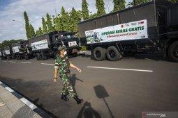 COVID-19, TNI-ACT gelar operasi pangan gratis kepada masyarakat