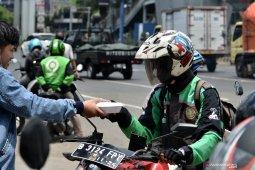 Polri: Ojol silahkan 'narik' penumpang