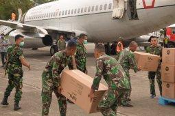 Bantuan Alkes Pempus untuk penanganan COVID-19 tiba di Ambon