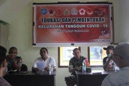 Satgas bentuk empat kelurahan tangguh COVID-19 di  Kota Ternate