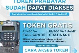 Layanan WhatsApp listrik gratis PLN beroperasi Senin 6 April