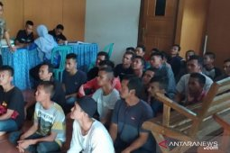 Puluhan napi Lapas Warungkiara Sukabumi dirumahkan cegah COVID-19