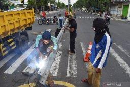 Upaya Membatasi Mobilitas Warga di Madiun