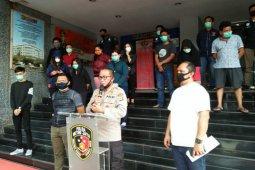 18 orang tak patuh PSBB dipulangkan usai diproses hukum