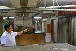 PDP COVID-19 meninggal, pedagang Pasar Sangkumpal Bonang resah