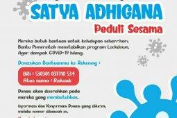 Satya Adhigana Polbangtan Medan galang dana bantu terdampak COVID-19