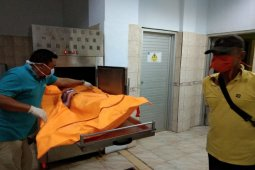MR X diduga pelaku pencurian kotak infaq Masjid Al Muqorobin Binjai meninggal
