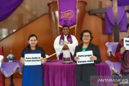Cegah COVID-19, GPIB Immanuel Tanjung Pandan gelar ibadah secara daring