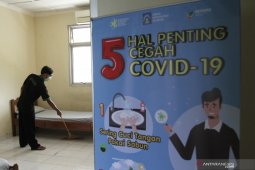 Update COVID-19, sembilan pasien dalam pengawasan di Kalbar meninggal dunia