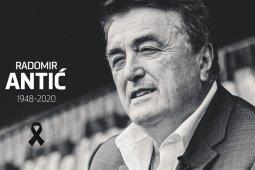 Atletico Madrid berduka meninggalnya Radomir Antic