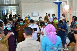 Gubernur Sumatera Utara pimpin doa bersama keselamatan masyarakat Padangsidimpuan