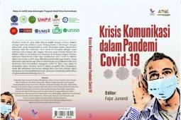 IKO UMSU rilis buku Krisis Komunikasi Pandemi COVID-19