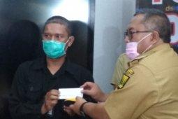 Warga Sukabumi diwajibkan memakai masker saat beraktivitas di luar rumah