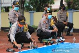 Simulasi Tactical Floor Game di Aceh Barat