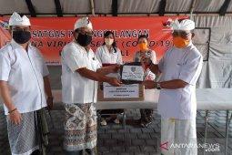 Kwarda Pramuka Bali serahkan 2.000 masker COVID-19