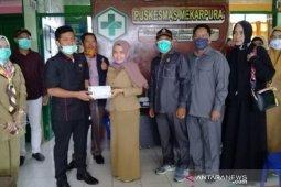 DPRD Kotabaru meninjau Posko COVID-19 di Pelabuhan Tanjung Serdang