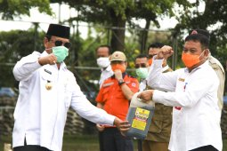 Pemprov Kalsel bagikan disinfektan alami ke kabupaten/kota