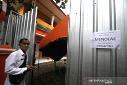 Pemko Banjarmasin Membatalkan Rumah Karantina ODP