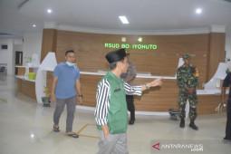 Bupati Gorontalo sebut RS Boliyohuto sudah mulai beroperasi