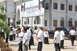 Cegah corona, ASN Aceh Timur diminta berjemur setiap hari