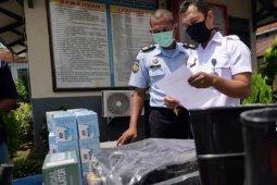 Kanwil Kemenkumham Jatim salurkan bantuan APD di Lapas Madiun