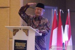 Muhammadiyah: Diskusi Pemakzulan Presiden topik yang sensitif