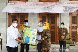 Sejumlah perusahaan di Kabupaten Serang bantu pemda tangani COVID-19