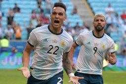 Crespo: Lautaro Martinez bisa lebih baik dari Sergio Aguero