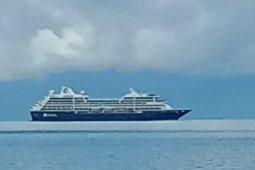 Kapal pesiar melintas tanpa izin di Raja Ampat hebohkan masyarakat