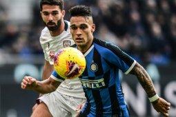 Xavi senang Barcelona mau rekrut Lautaro Martinez