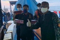 Bea cukai gagalkan penyelundupan rokok senilai Rp10,36 miliar di Aceh Timur