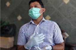 Abdul Hamid pengusaha kratom salurkan 2. 500 paket sembako di Kapuas Hulu