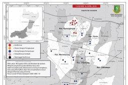 Data terakhir warga berstatus PDP di Kota Sukabumi tidak ada lagi