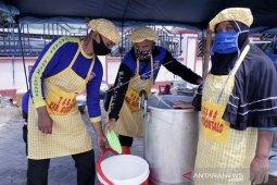 Foto - Dinas Sosial Gorontalo siapkan dapur umum bagi warga terdampak COVID-19