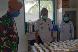75 anggota Den Arhanud Rudal 001/CSBY lakukan tes urine