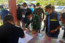 Nelson Pomalingo tinjau lalu lintas jalur masuk Gorontalo