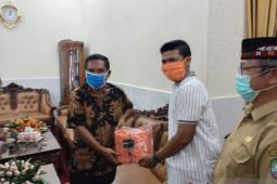 Bupati Abdya anjurkan Kades sediakan alat pencegahan COVID-19 di Masjid