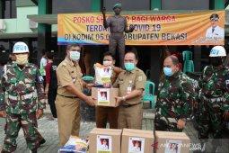152.000 paket bantuan disalurkan untuk warga terdampak COVID-19 di Bekasi