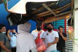 DPW PKS Maluku lakukan aksi peduli COVID - 19