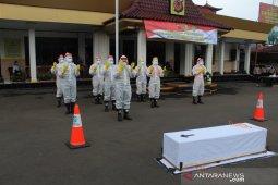 Polres Sukabumi Kota siapkan personel bantu pemakaman pasien COVID-19