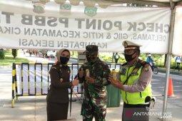 Kejaksaan Bekasi minta warga tingkatkan kesadaran kolektif di masa PSBB