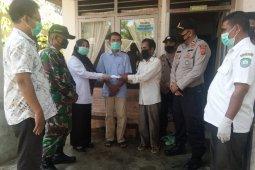 Pasien PDP Bebas COVID-19 Asal Manggeng Abdya diberikan bantuan tunai