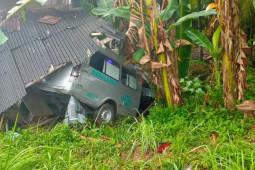 Ambulans bawa pasien PDP COVID-19 kecelakaan di Aceh Utara, begini kronologinya