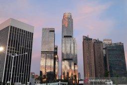 Cuaca Jakarta cerah berawan sepanjang Senin