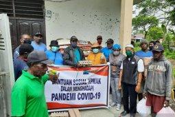 YPMAK dan PT Freeport distribusikan bahan pangan ke warga Papua