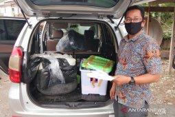 Avanza berisi 30 Kg ganja ditemukan di Kompleks PLTA Nagan Raya